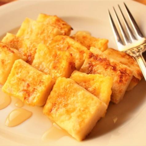 ひとくちメープルフレンチトースト