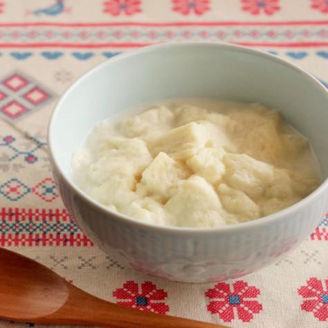 ミルクパン粥