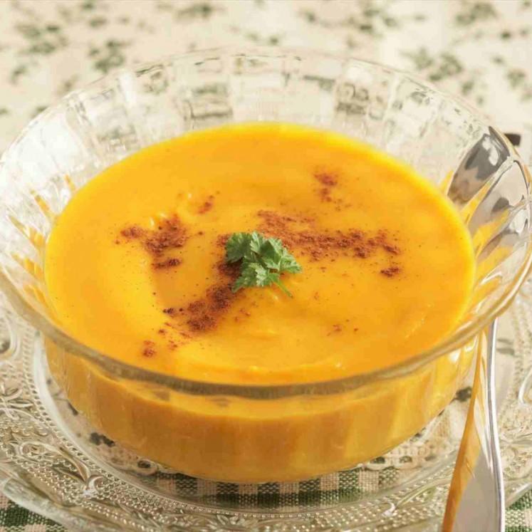 かぼちゃのデザートスープ
