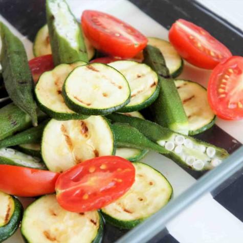 焼き野菜マリネ