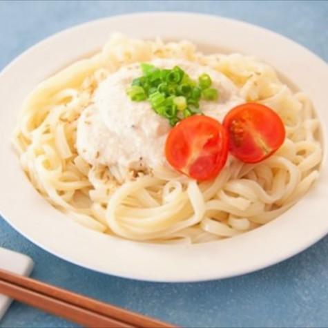 豆腐クリームうどん