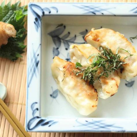 しそと生姜の和風餃子