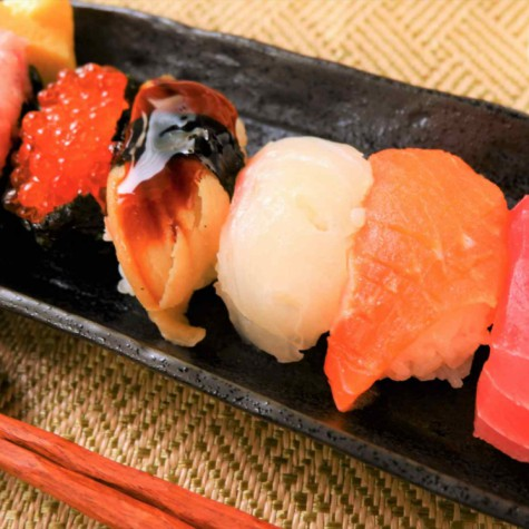 やわらか手まり寿司