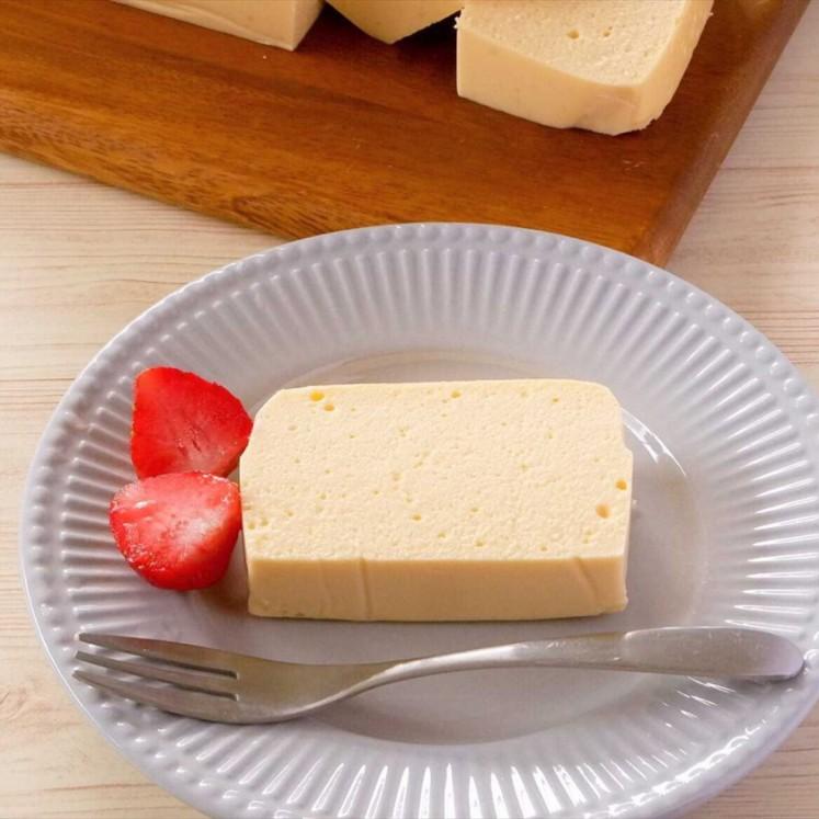 豆腐のチーズテリーヌ