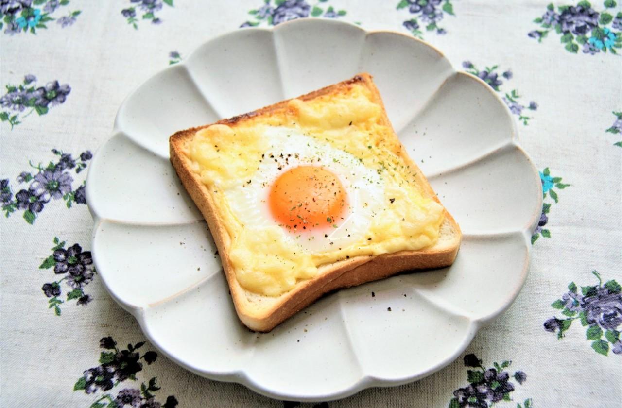 エッグマヨトーストの作り方 | 管理栄養士が解説