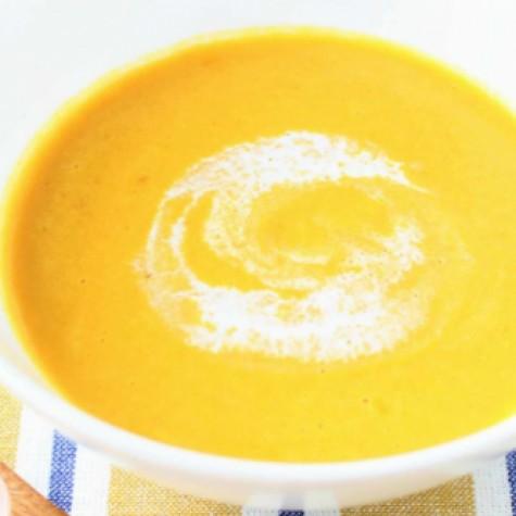 かぼちゃの味噌ジンジャーポタージュ
