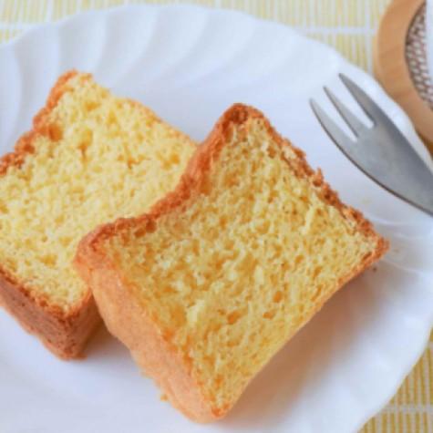 ノンオイル卵ケーキ